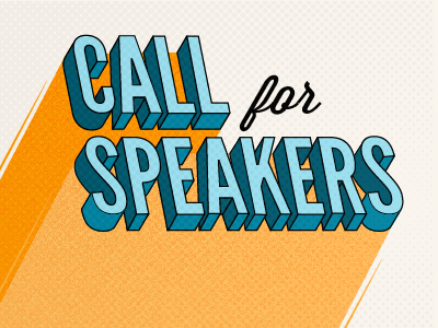 Image result for call for speakers